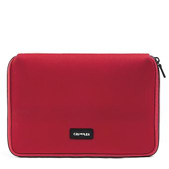 Crumpler Base Layer 16 inch Laptop sleeve rood