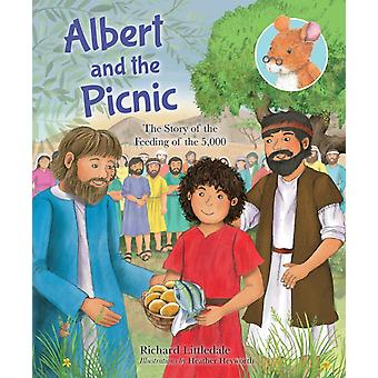 Albert and the Picnic by Richard Littledale