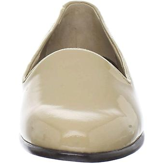 Trotters Women's Shoes Liz Patent Closed Toe Loafers