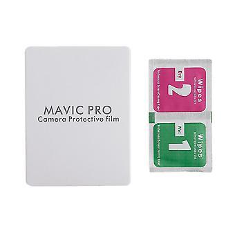 Scratch-resistant Uv Glass Camera Lens Protective Film Kit For Dji Mavic Pro