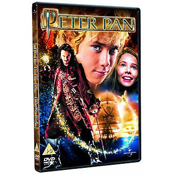 Peter Pan DVD (2010) Jeremy Sumpter Hogan (DIR) certificaat PG Regio 2