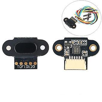 Capteur de distance de module de capteur de portée laser, interface Uart pour Arduino avec