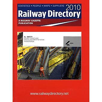 Railway Directory 2010 von Andrew Hellawell