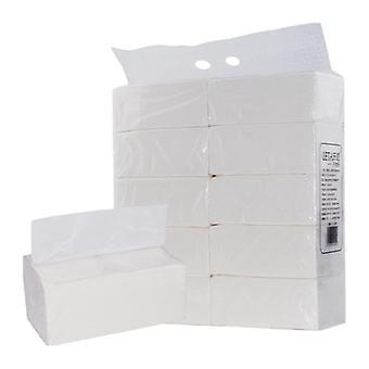 10 Packs Facial Tissue Tissue 3-ply 300 Pulls Facial Tissue