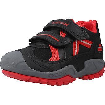 Geox Sneakers J Nieuwe Savage Boy Kleur C0048