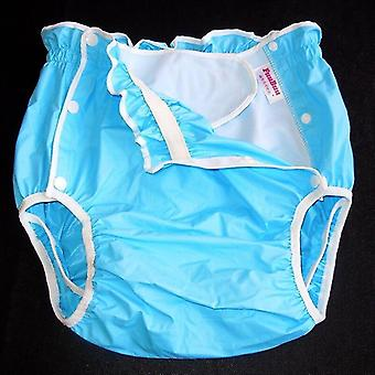 Incontinence aids blue l 1pcs die shorts/the adult man diapers/waterproof shorts