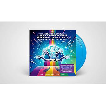 Douglas Adams - The Hitchhiker's Guide To The Galaxy Quandary Phase Limited Edition Blue Vinyl