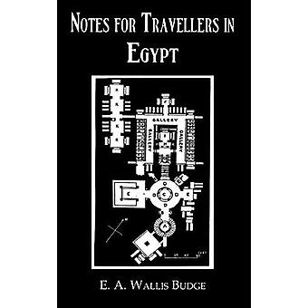 Notes For Travellers In Egypt