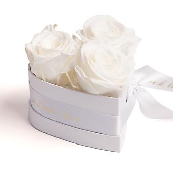 I Love You Gift Flowers 3 Eternal Roses Wei