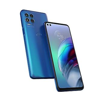 Motorola moto g100 , 17 cm (6.7»), 8 Go, 128 Go, 64 MP, Android 11, Bleu