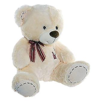 Puppets marionettes teddy bear with bows polyester 50 x 50 x 52 cm