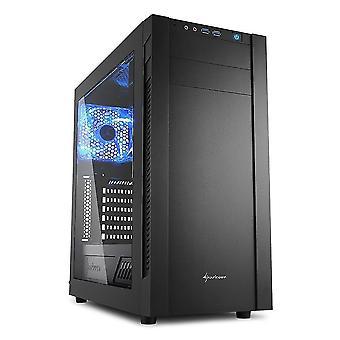 Desktop computer server cases s25/case black black black