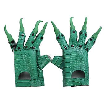 Halloween Carnival Ball Props Accessoires Cosplay Dress Up Gants Dragon Claw