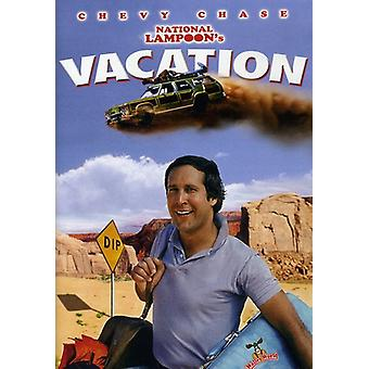 National Lampoon's Vacation [DVD] USA import