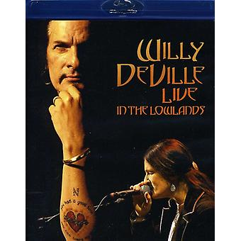 Willy Deville - vivent dans l'importation USA de basses terres [BLU-RAY]