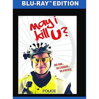 May I Kill U [Blu-ray] USA import