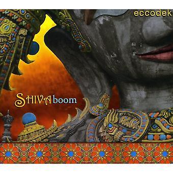 Eccodek - Shivaboom [CD] USA import