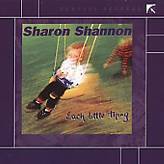 Sharon Shannon - Each Little Thing [CD] USA import