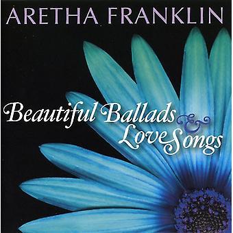 Aretha Franklin - Beautiful Ballads & Love Songs [CD] USA import