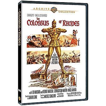 Importação de E.U.A. Colosso de Rodes [DVD]