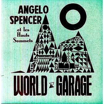 Angelo Spencer - World Garage [Vinyl] USA import