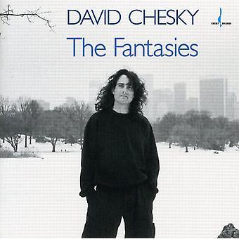David Chesky - Fant Pno [CD] USA import