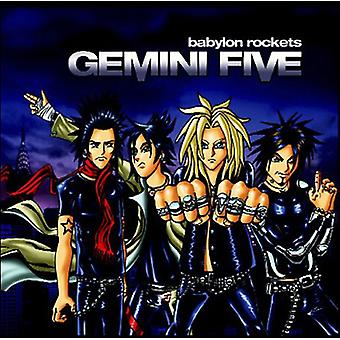 Gemini Five - importação EUA foguetes Babylon [CD]