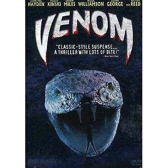 Venom [DVD] USA import