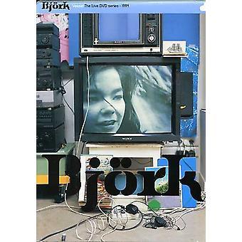 Bjork - Vessel [DVD] USA import