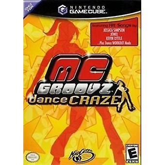 ゲーム キューブ MC Groovz ダンスの流行のゲーム