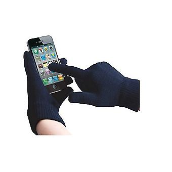 (Mørkeblå) Unisex One Size Winter Touchscreen handsker til Vivo Y53I