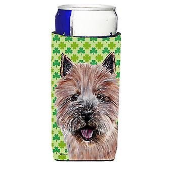 Norwich Terrier Lucky Shamrock St. Patrick's Day Ultra Beverage Insulators for s