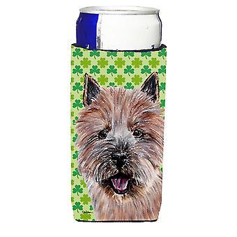 Norwich Terrier Lucky Shamrock St. Patricks Tag Ultra Getränke Isolatoren für s