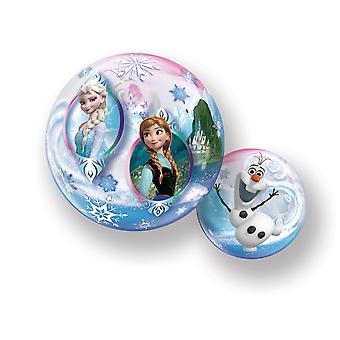 Ballon boble bold frosne ice Queen motiver Elsa Anna Olaf om 55 cm ballon