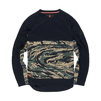 Element Lyman Crew sweatshirt i Spirit camo