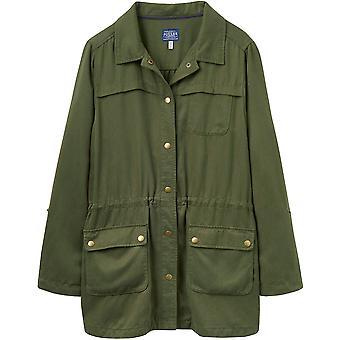Julios las mujeres/damas Cassidy Safari elegante chaqueta ligera Casual