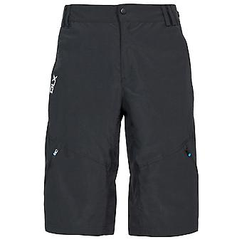 Overtreding Mens Bertram lange Shorts