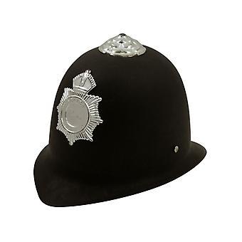 Polizist-Helm