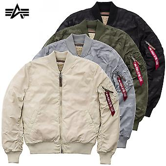 Alpha Industries Jacke MA-1 VF Hidden Camo