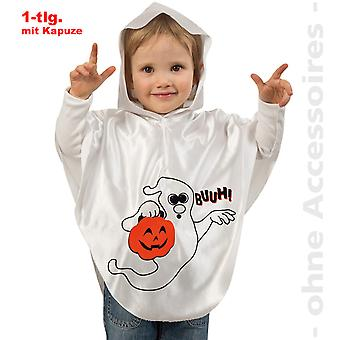 Ghost ghost hooded Cape child costume spirit child costume