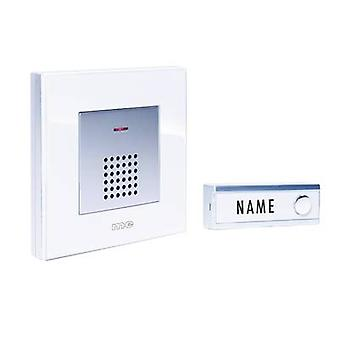 m-e modern-elektronica FG5.2 Draadloze deurbel voltooid instellen