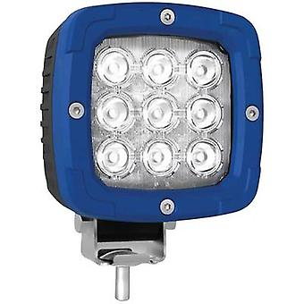 Fristom FT-036 LED ALU 2800 90380 Working light 12 V, 24 V, 36 V, 48 V Long range illumination (W x H x D) 100 x 123 x 64 mm 2800 lm 6000 K