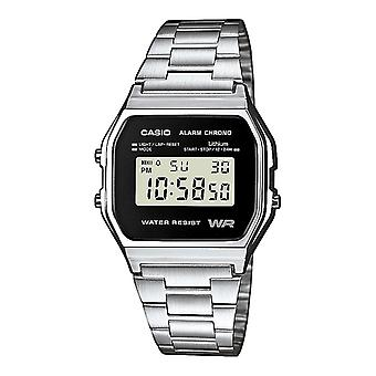 Casio Retro Ladies Watch A158WEA-1EF