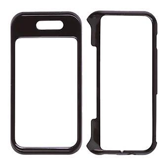 5 Pack -Wireless Solution UltraTHIN Snap-On Case for Motorola Backflip (Black)