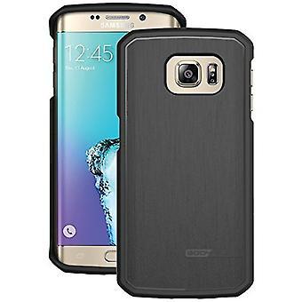 Body Glove Satin Case för Samsung Galaxy S6 Edge + - svart