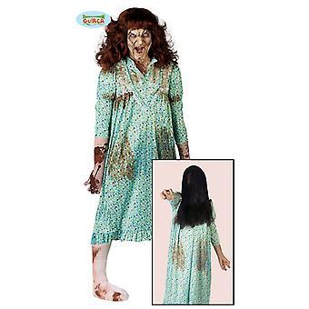 Exorcist costume Womens horror Monster Halloween dress one size
