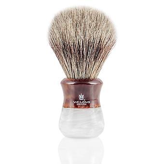 Vie lange 16250 grå Badger barbering pensel