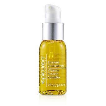 Enzima Epicuren concentrado de proteína complexo vitamínico - para Normal seco & combinação de tipos de pele - 30ml/1oz