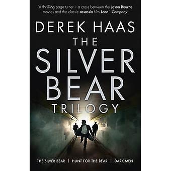 Trilogin Silver Bear av Derek Haas - 9781444732399 bok