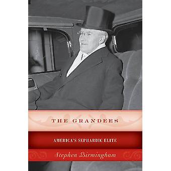 Panów - America's sefardyjskich Elite przez Stephen Birmingham - 97814